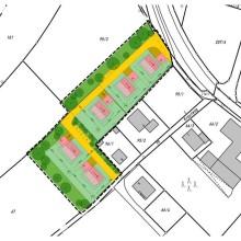 Planen - Bebauungsplan, Haimpertshofen