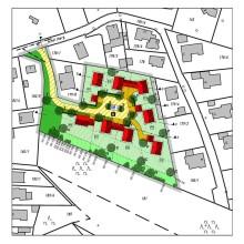 Planen - Bebauungsplan, Niederscheyern