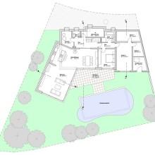 Planen - Einfamilienhaus - Grundriss, Pfaffenhofen
