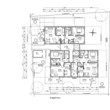 Planen - Mehrfamilienhaus - Grundriss, Pfaffenhofen