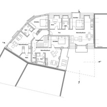 Planen - Stadthaus - Grundriss, Pfaffenhofen