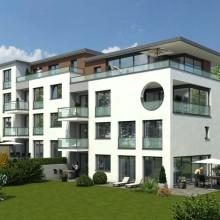 Planen - Wohn- und Geschaeftshaus - 3D-Animation, Pfaffenhofen