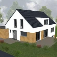 Realisieren - Einfamilienhaus - 3D-Animation, Pfaffenhofen